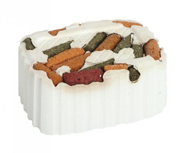 KERBL Lizawka wapienna dla gryzoni, z warzywami [83140]