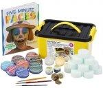 SNAZAROO Starter Kit 600 zestaw farb do malowania twarzy