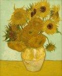 Słoneczniki Van Gogh - plakat