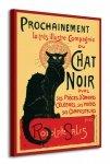 Chat Noir - Obraz na płótnie