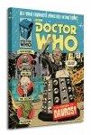 Doctor Who (The Origin of Davros) - Obraz na płótnie