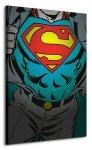 Dc Comics Superman Torso - Obraz na płótnie