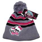 Czapka jesienna / zimowa Monster High