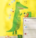 Miarka wzrostu Krokodyl
