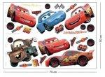 Naklejki Auta - Cars Disney Pixar