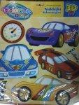 Naklejki piankowe Samochody Wyścigowe