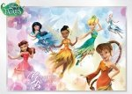 Fototapeta flizelinowa Wróżki Dzwoneczek Disney Fairies XL