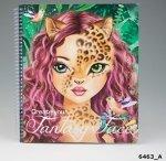 Zestaw kreatywny Fantasy Face 6463 Top Model