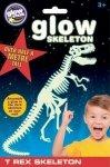 Naklejka Dinozaur glow T-Rex