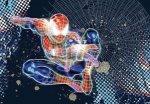 Fototapeta Spider-Man Neon