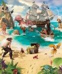 Tapeta 3D Piraci