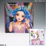 Szkicownik PopStar Top Model 8493