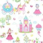 Tapeta Księżniczki Tiny Tots G45143