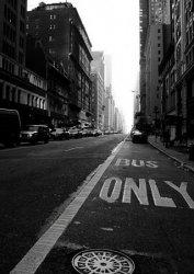 Nowy Jork. New York - only - fototapeta