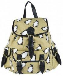 Plecak Damski w Pingwiny CB151