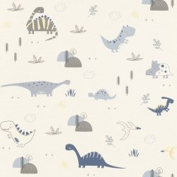 Tapeta Dinozaury Bambino 249347