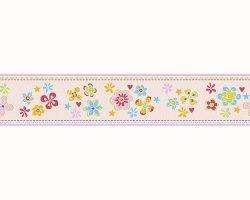 Pasek dekoracyjny Kwiatuszki 94127-2 Esprit Kids 3 Border