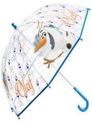 Parasolka Kraina Lodu przezroczysta Frozen Olaf transparentna