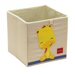 Pudełko na zabawki Fisher Price ŻYRAFA