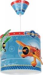 Lampa sufitowa Samoloty Disney Planes zwis