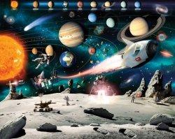 Tapeta 3D Kosmos Space