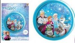 Lampka Disney Frozen na baterie nocna Kraina Lodu blue