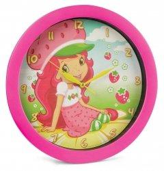 Zegar Truskawkowe Ciastko