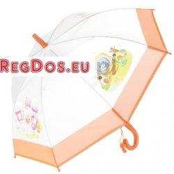 Parasolka automatyczna z gwizdkiem Town