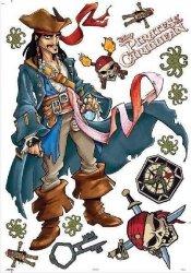 Naklejki Piraci z Karaibów