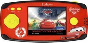 Przenośna konsola Auta Cars Disney 150 gier