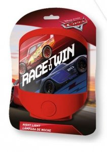 Lampka Auta - Disney Cars new nocna