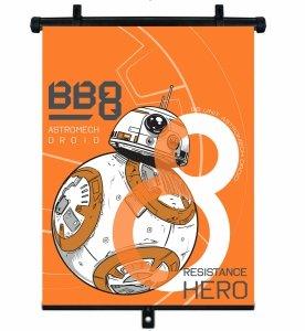 Roleta - roletka Star Wars BB8 36x45cm 1szt
