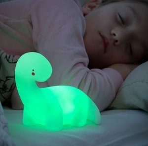 Lampka Nocna Dinozaur