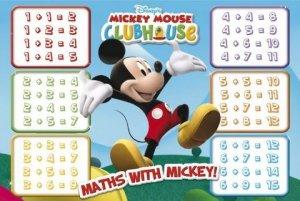 Mickey Mouse Klub Przyjaciół Myszka Miki - plakat