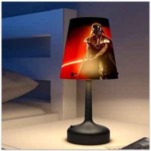 Lampka nocna stojąca STAR WARS Darth Vader Phillips LED Gwiezdne Wojny