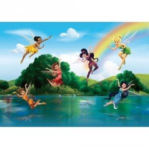 Fototapeta Disney Fairies Wróżki 360x254cm