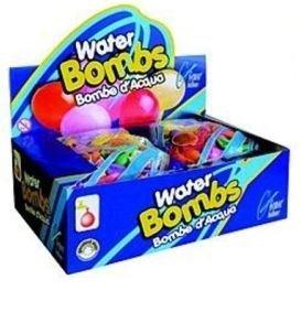 Balony Bomby Wodne Gemar x100