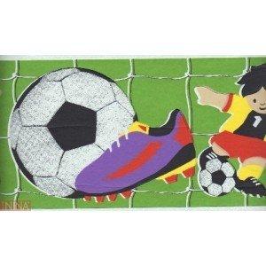 Pasek dekoracyjny Piłka bord Piłka 471809 Rasch