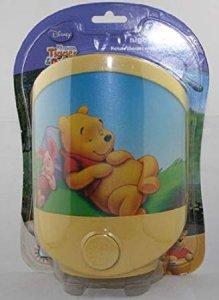 Magiczna lampka Disney Pooh Kubuś Puchatek i Prosiaczek