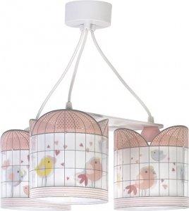 Lampa sufitowa Ptaszki Little Birds 3x60W E27 Dalber 71284