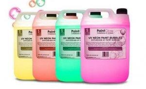 Płyn do baniek mydlanych Neon UV 5L Bańki Mydlane