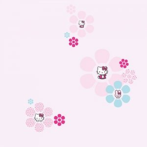 Tapeta Hello Kitty Fashion