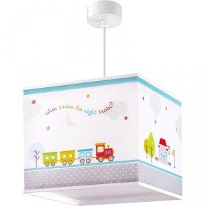 Lampa sufitowa Pociąg LED