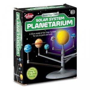 Obrotowy Uklad Słoneczny Solar System Planetarium