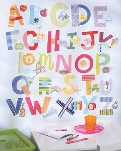 Wesoły Alfabet - Literki