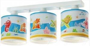 Lampa sufitowa Nemo Żółw i inne