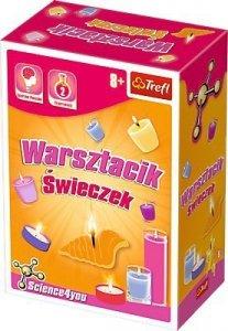 SCIENCE 4 YOU WARSZTACIK ŚWIECZEK TREFL 60718