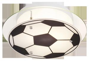 Lampa plafon PIŁKA Football 1x14W LED 4466 Frankie
