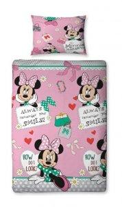 Pościel Myszka Mini Minnie Mouse 135x200cm
