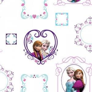Tapeta Frozen Kraina Lodu Disney ramki